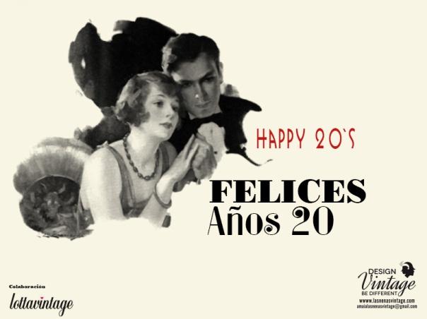 Felices años 20